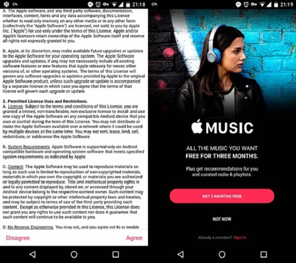 Apple Music on Android: 3 Things You Might Want to Know