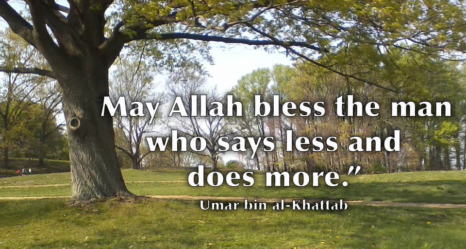 Umar bin al-Khattab is one of the most powerful and