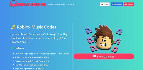 How Get The Updated Roblox Music Codes Song Ids For The Latest