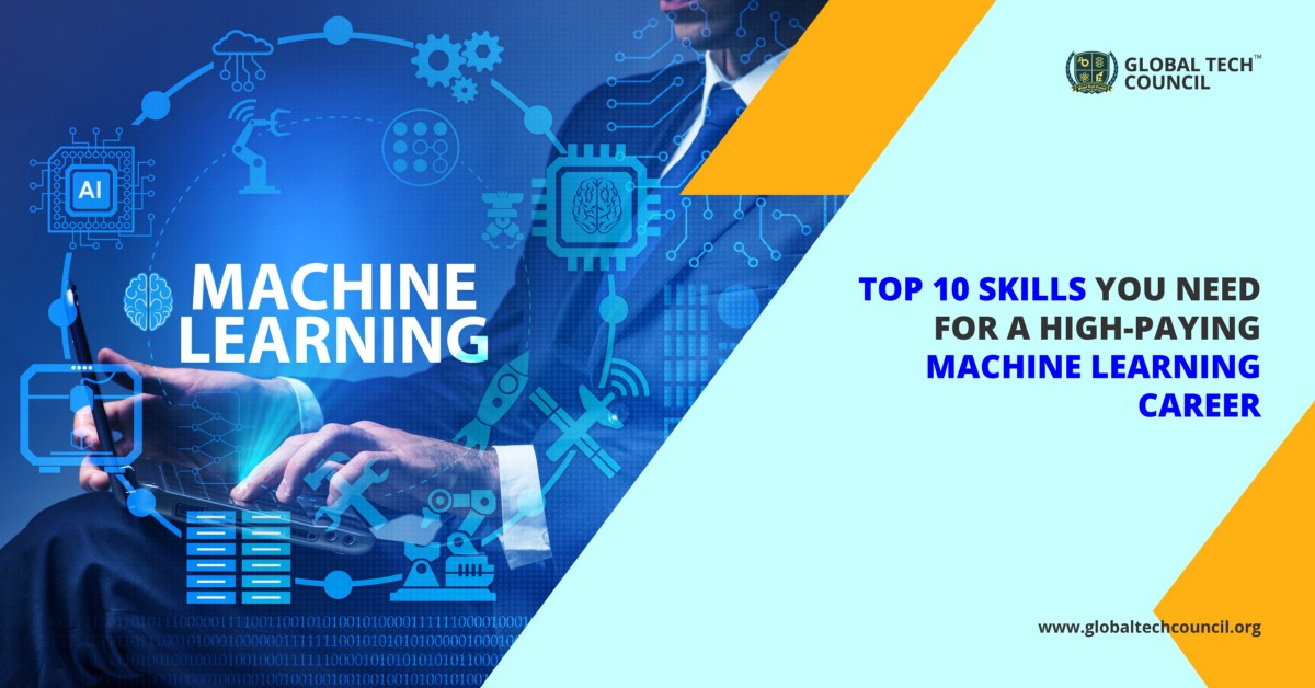 Top 10 Skills You Need For A High-Paying Machine Learning Career | by  Robert Smith | Becoming Human: Artificial Intelligence Magazine