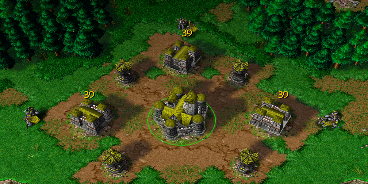 A Different DOTA: Forgotten Game Modes of Warcraft 3