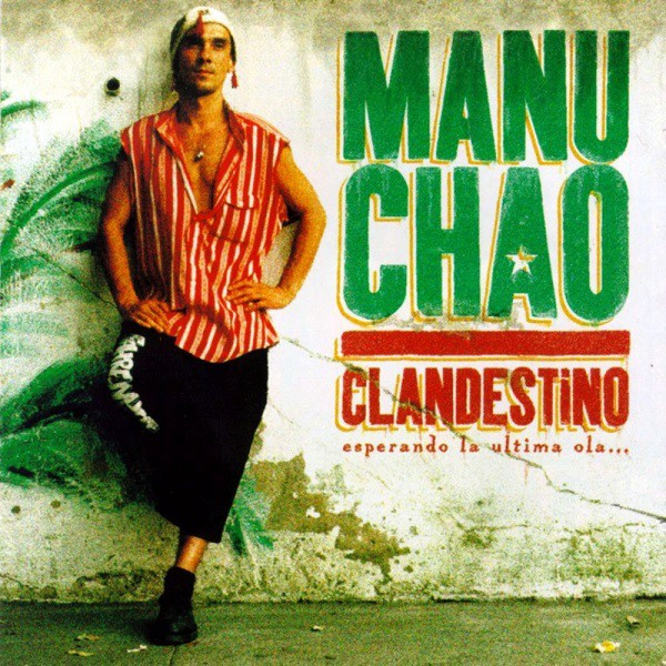 Cover of Manu Chao's 'Clandestino'