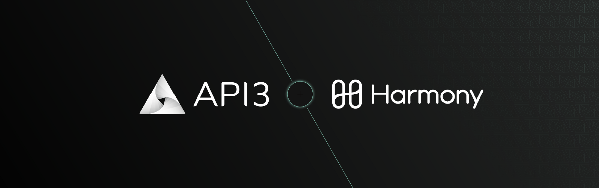 Announcing the API3 Partnership and Integration With Harmony