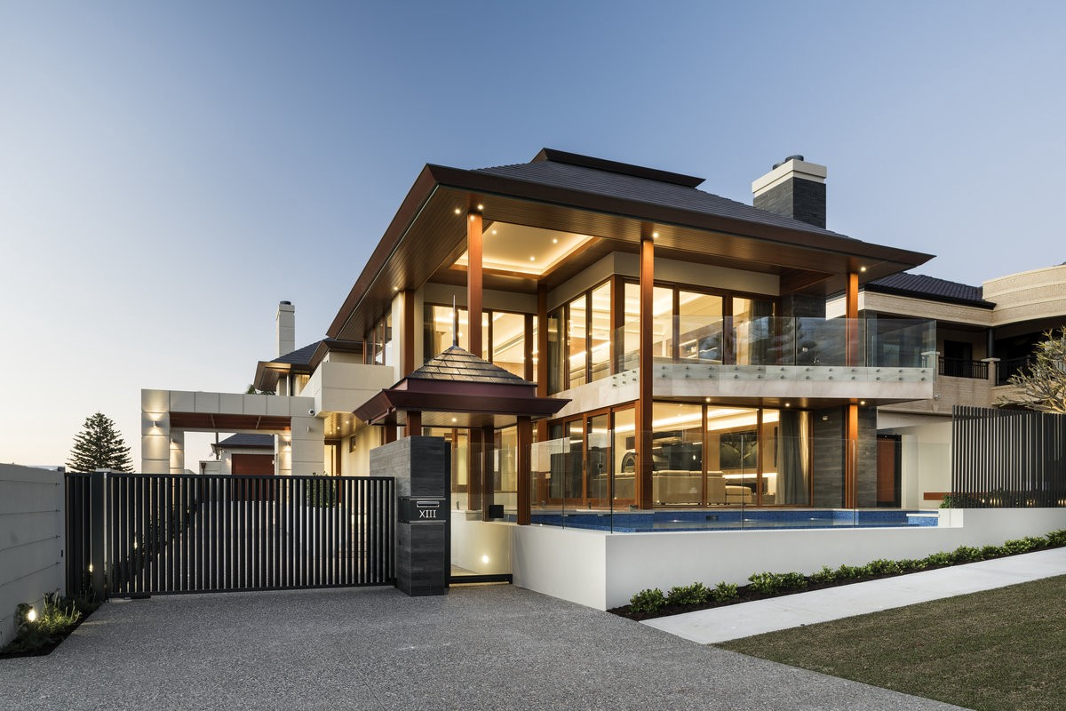 How Have Modern Homes Modified With Attractive Luxury Home