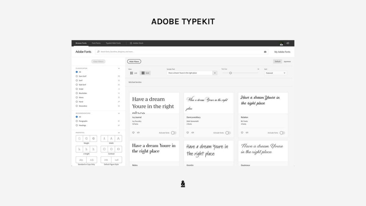 10 Places to Find the Best Fonts for Your Brand