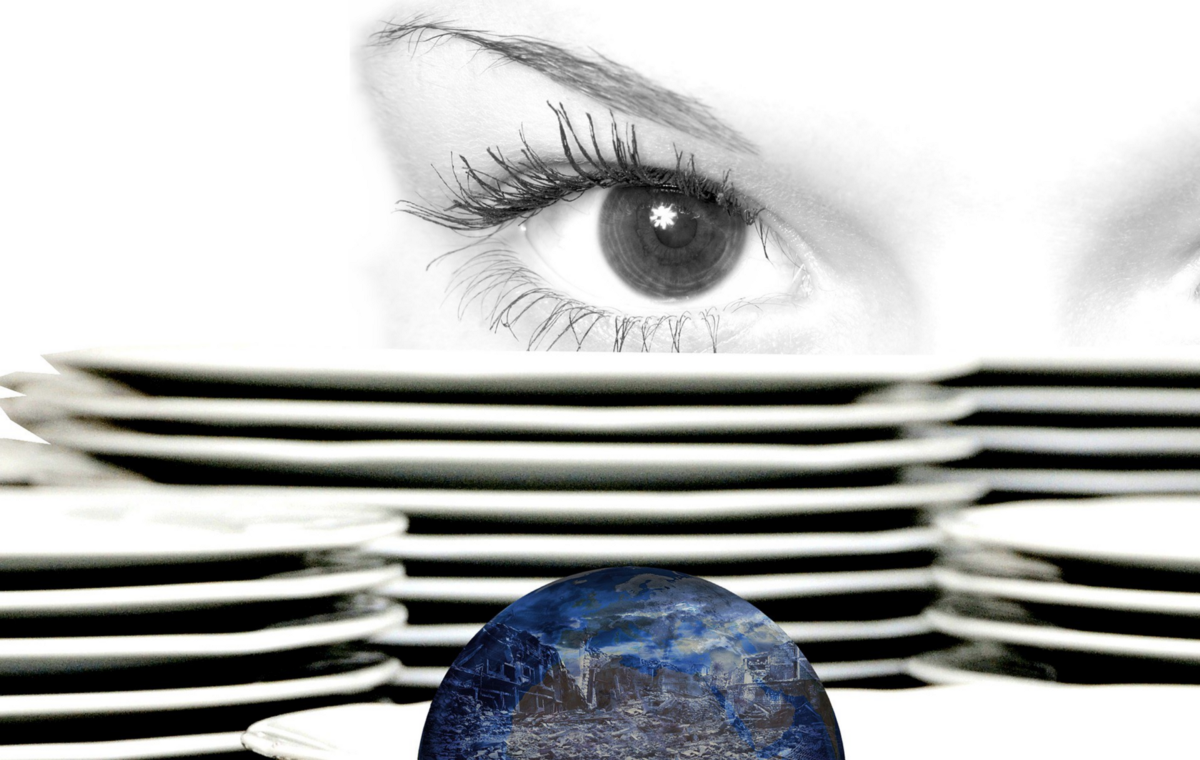 How to see the world through different eyes?