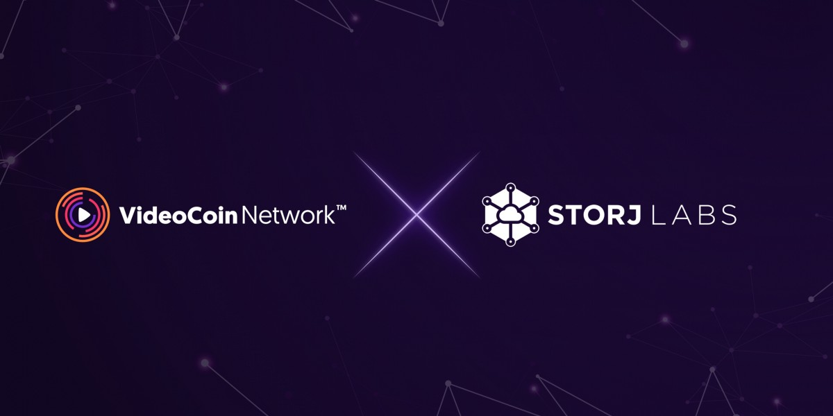 VideoCoin Network Partners with Storj Labs