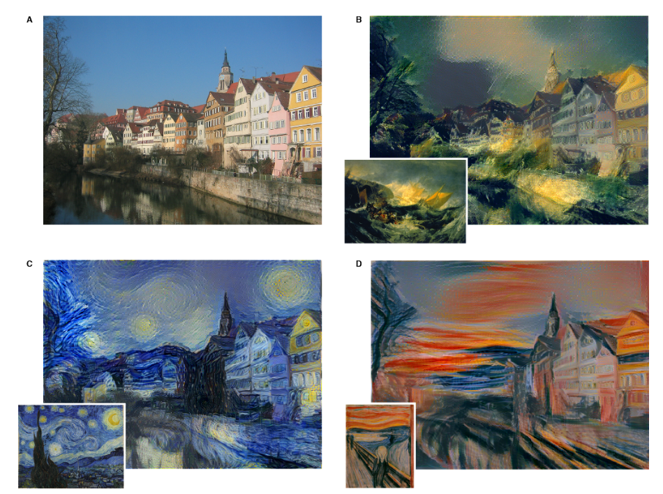Stabilizing neural style-transfer for video - Element AI Lab - Medium