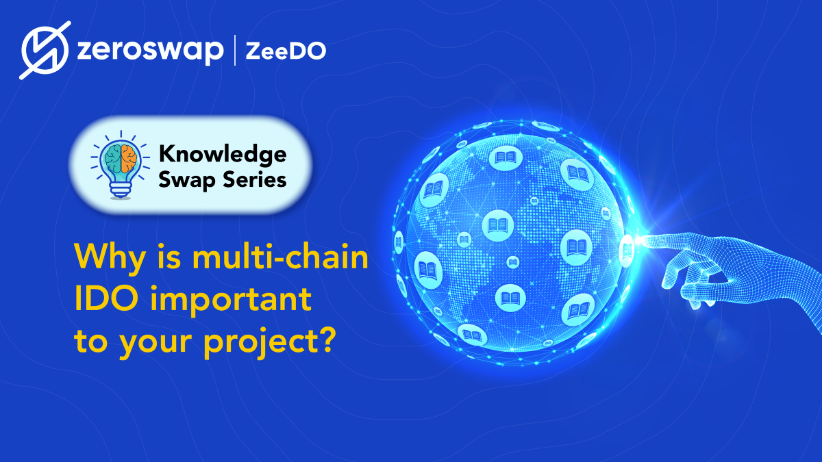 Why is multi-chain IDO important to your project?