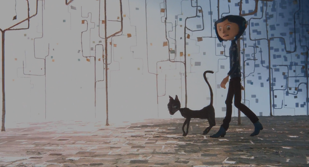 Coraline And Freud Distinguishing Being And Semblance By Timofei Gerber Epoche ἐpoxh