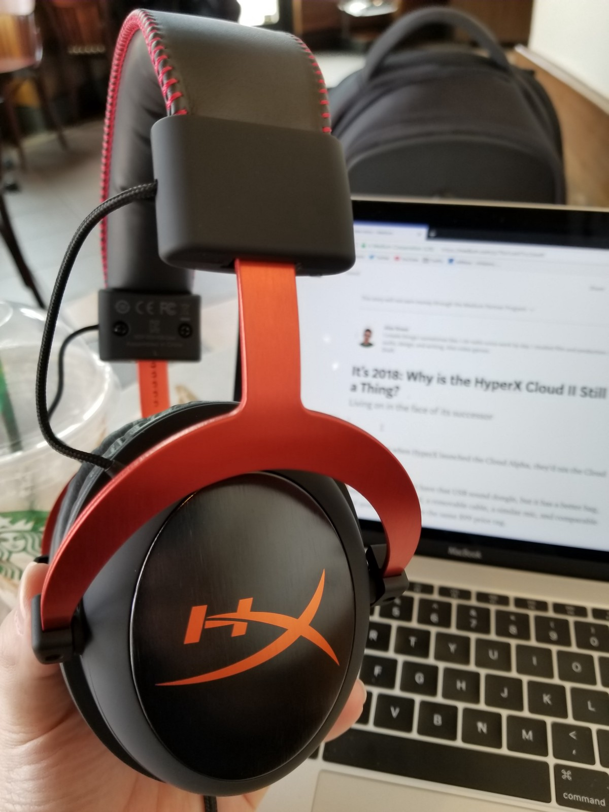 It's 2018: Why is the HyperX Cloud II Still Around?