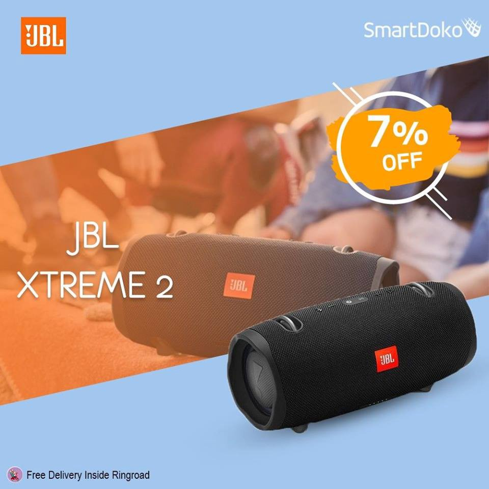 JBL Xtreme 2 — Get up to 7% Discount only at SmartDoko