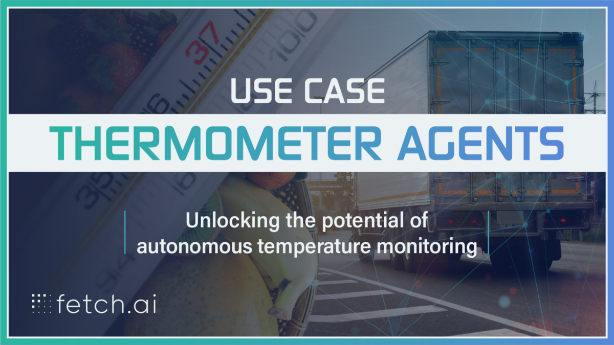 It's getting hot in here: Why we're excited about temperature monitoring autonomous agents