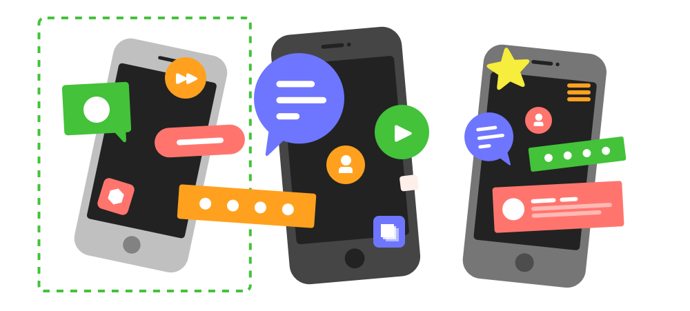 Step by step guide to building a mobile application, from start to