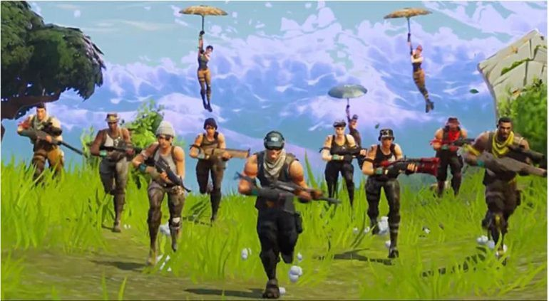 Fortnite Is Upon Us The Strategy Behind The Epic Games Creation