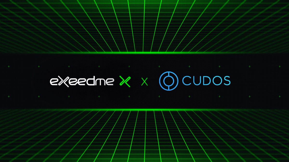 CUDOS is partnering with Exeedme