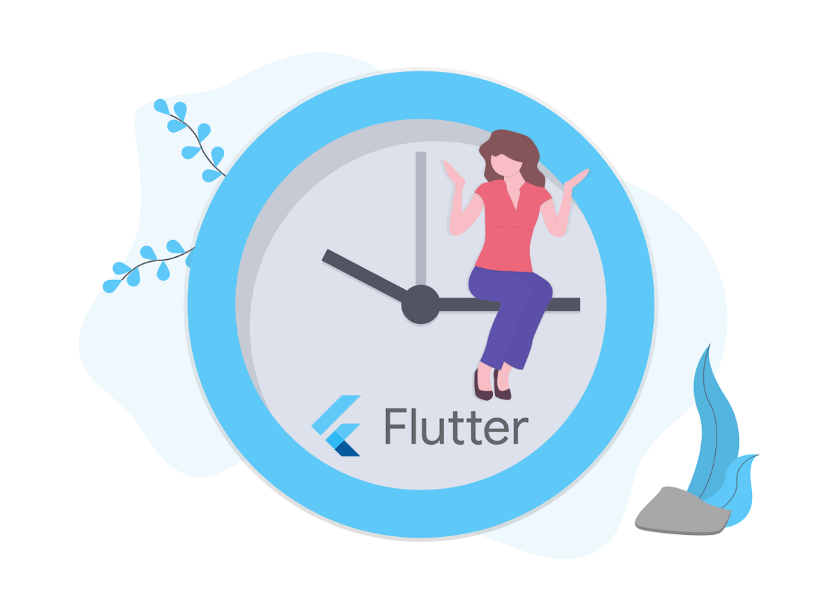 Working with timezones in Flutter