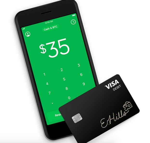 Square's Cash App Allows Instant Purchasing and Withdrawing of