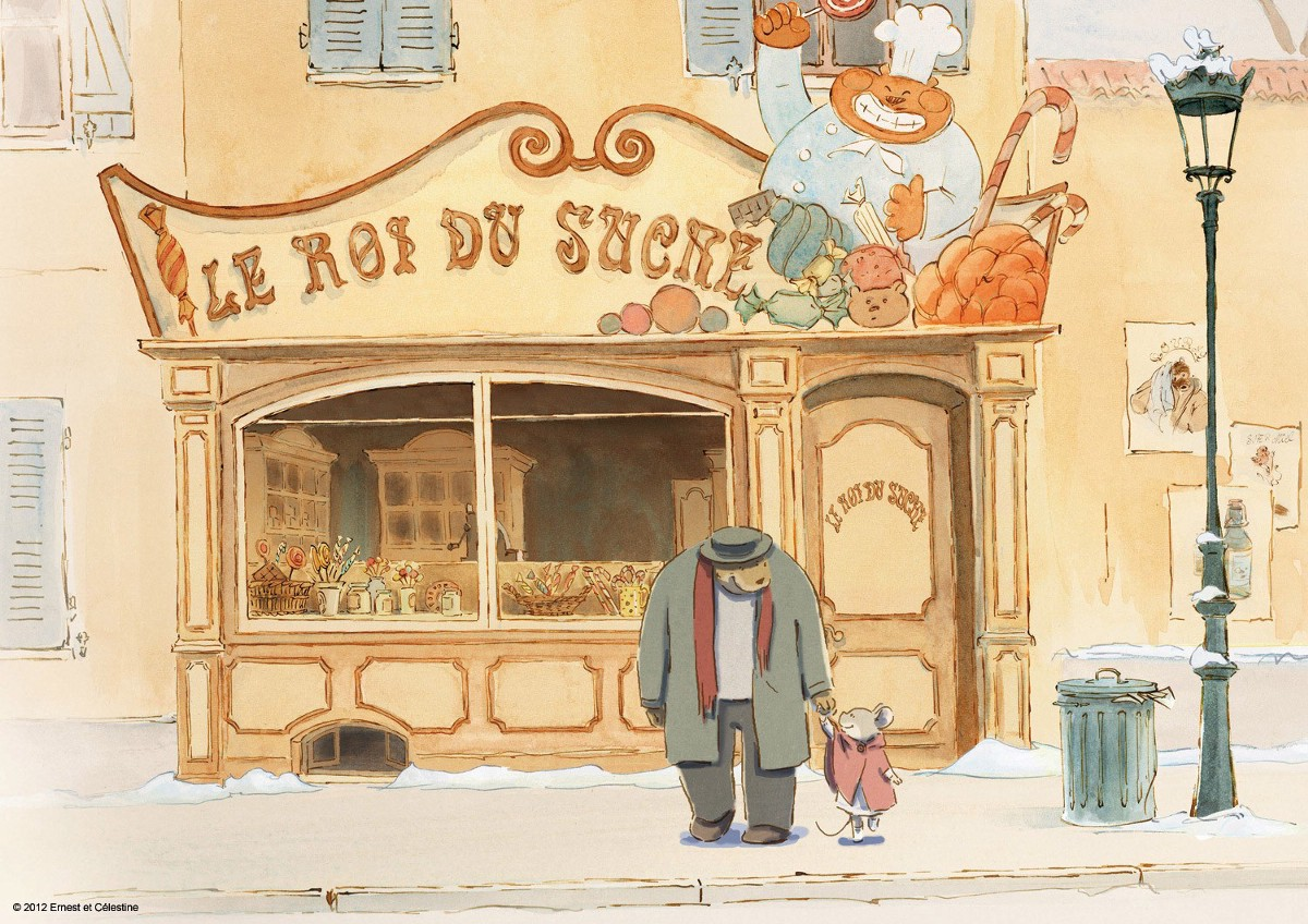 Ernest Celestine A Beautiful Animated Movie Not To Be By Upon Reflection Medium