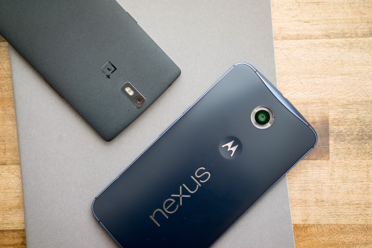 Compared: Nexus 6 vs OnePlus One - Adventures in Consumer Technology