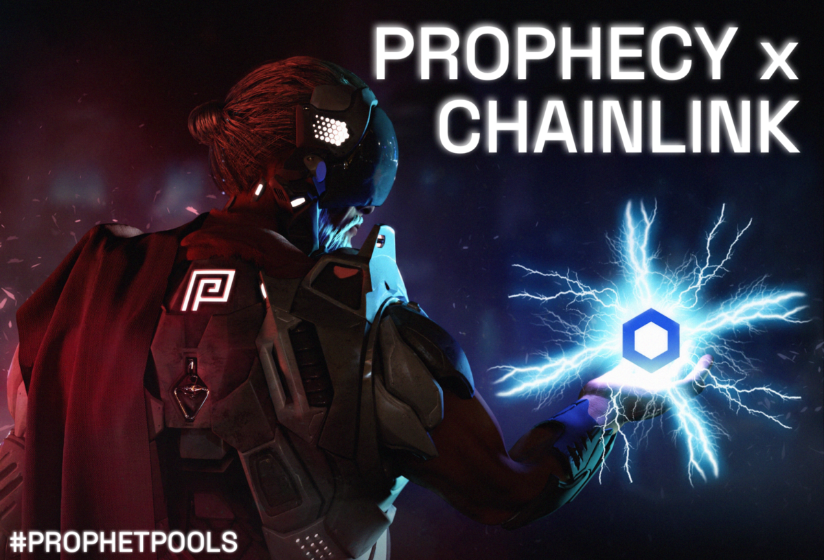 Prophecy chooses Chainlink VRF for Prophet Pools