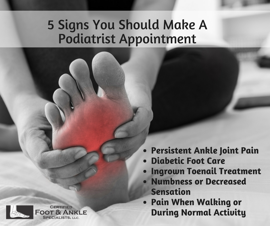 What is Causing your Toes, Feet and Ankles to Feel Numb?