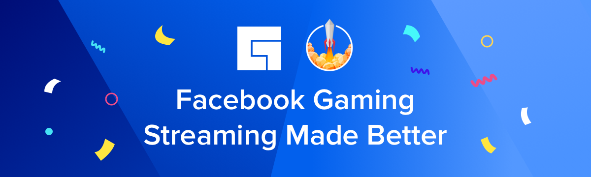 30 Ide Keren Overlay Facebook Gaming Logo Png Nation Wides