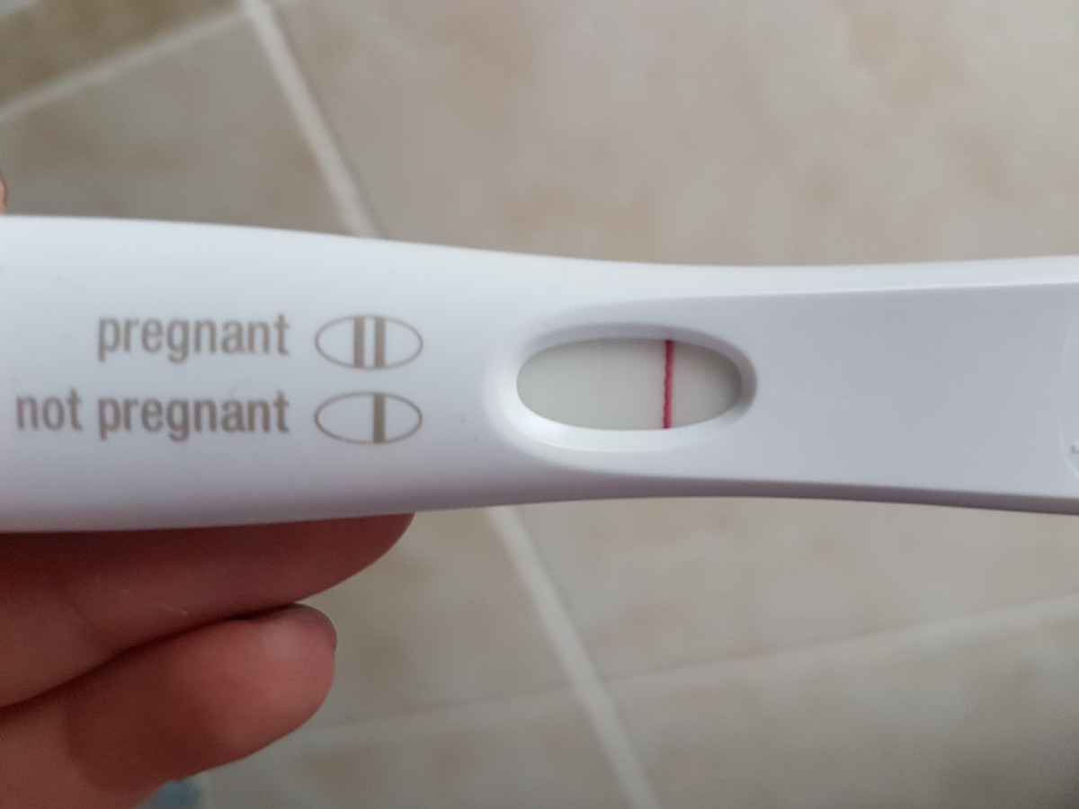 Classifying Pregnancy Test Results By Laura Langdon Towards