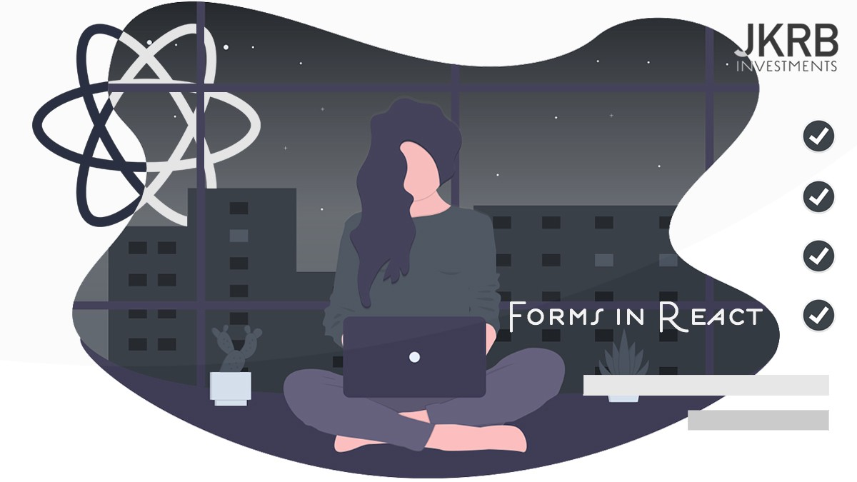 An Introduction to Using Form Elements in React - Ross Bulat