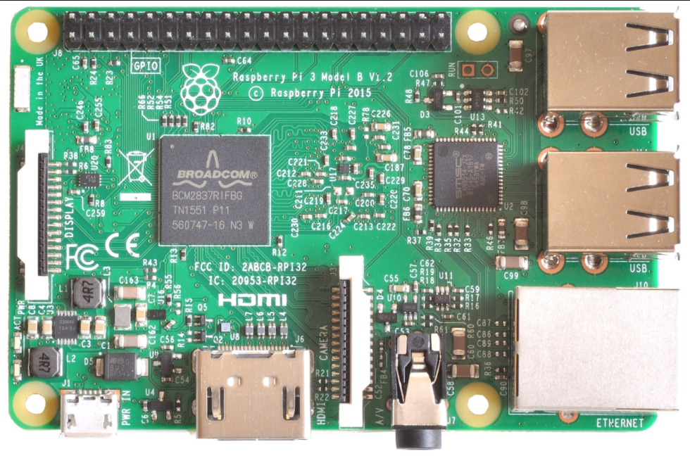 Buying a Raspberry Pi and Installing Raspbian Stretch