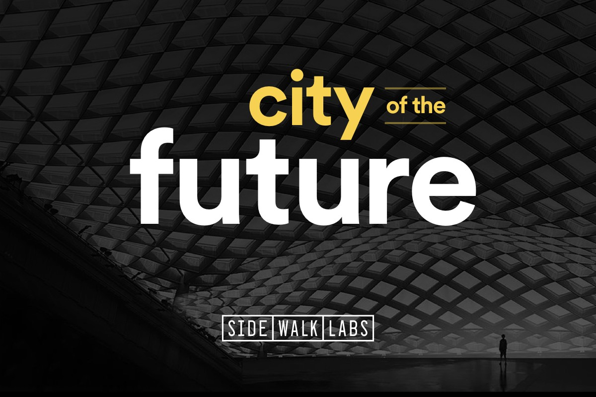 Introducing City of the Future — a podcast from Sidewalk Labs