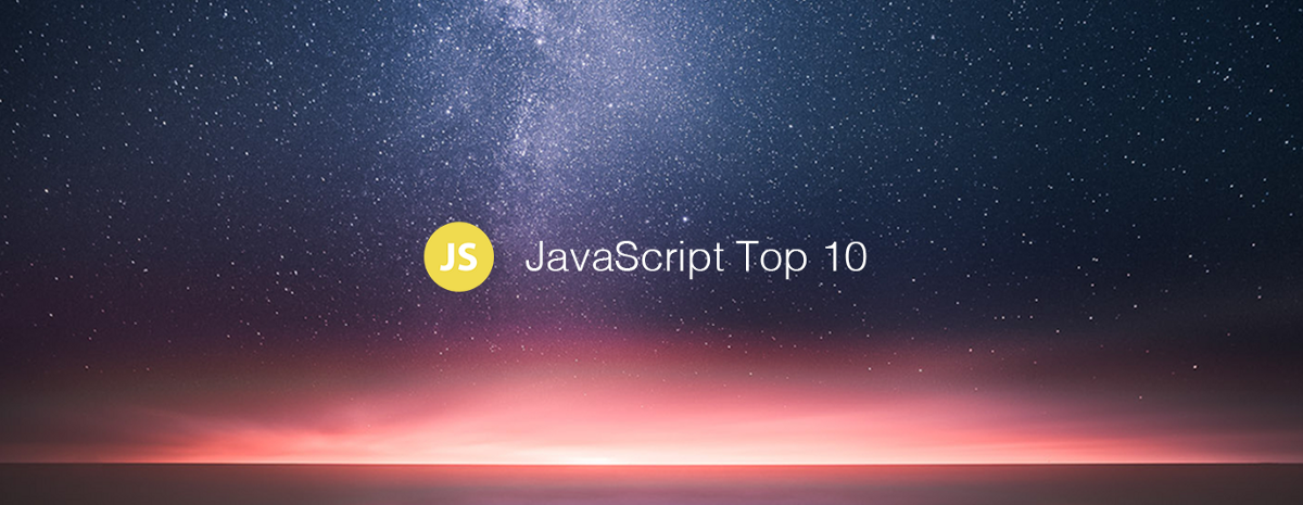 JavaScript Top 10 Articles for the Past Month (v.June 2019)