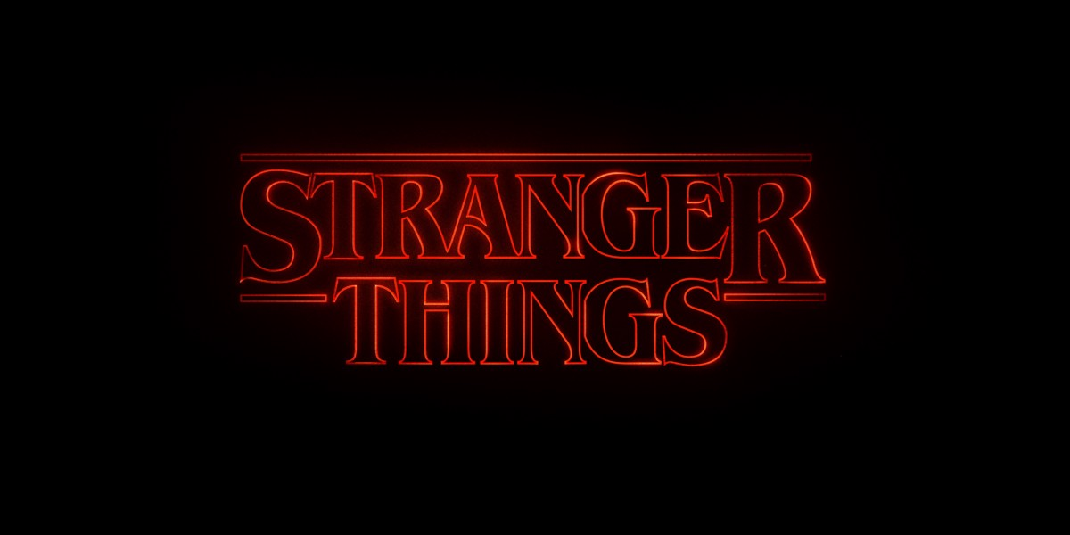 The Typography of 'Stranger Things' - Nelson Cash