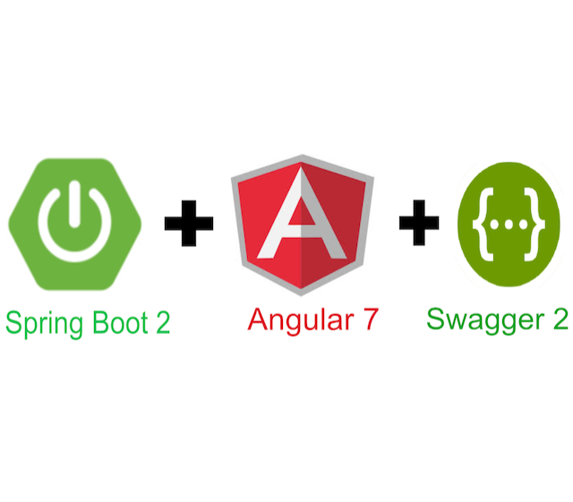 Generating and Consuming REST APIs with Spring Boot 2, Angular 7 and