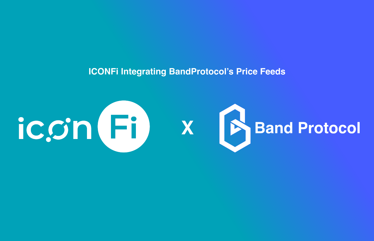 Updated—ICONFi Integrating BandProtocol's Price Feeds