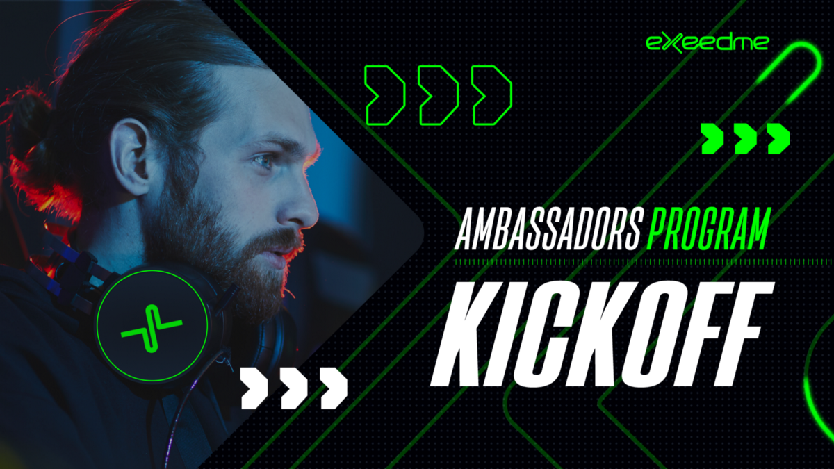 Announcing the first batch of Exeedme Ambassadors