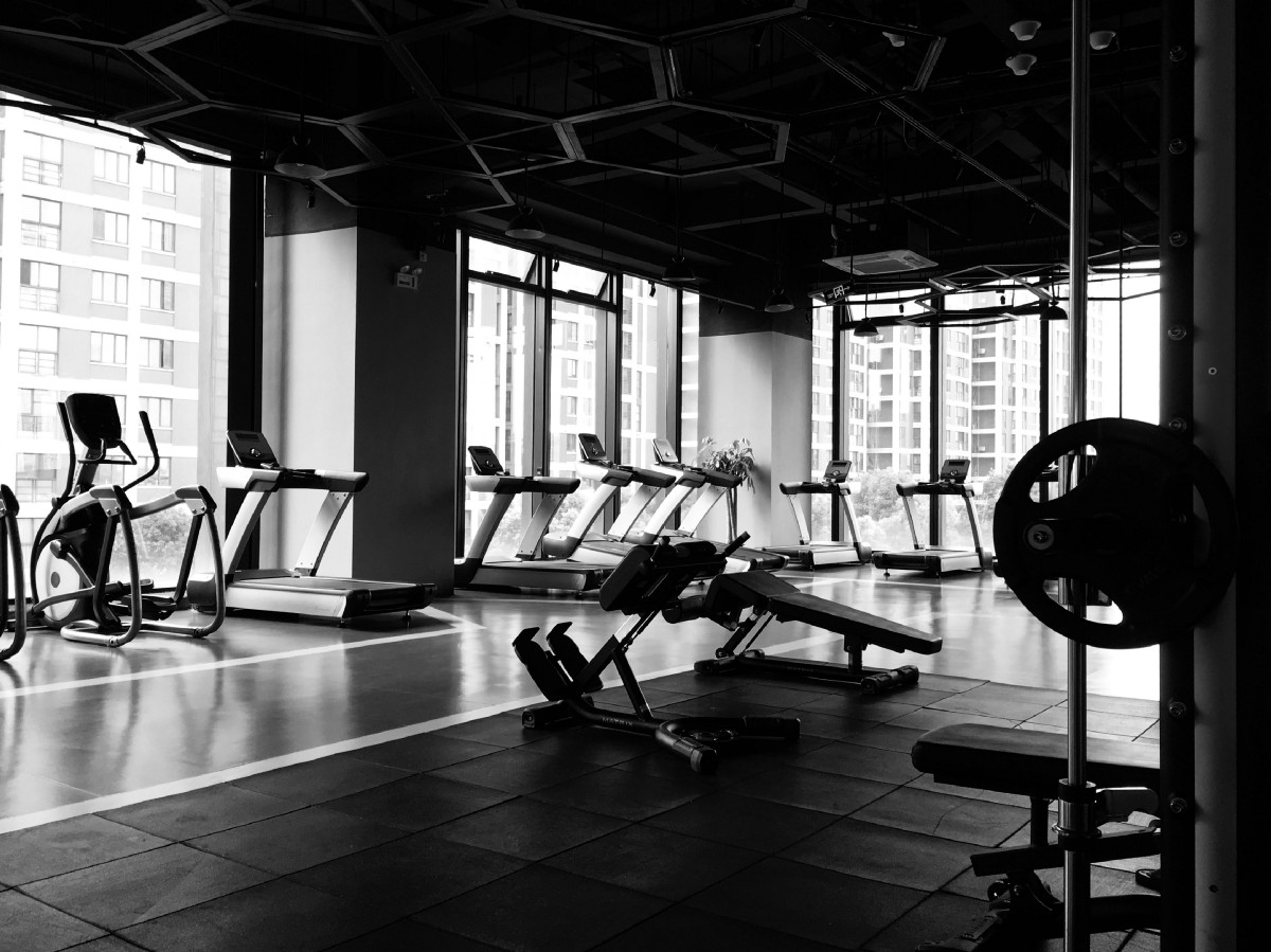 Hacking My Gym With Node.js