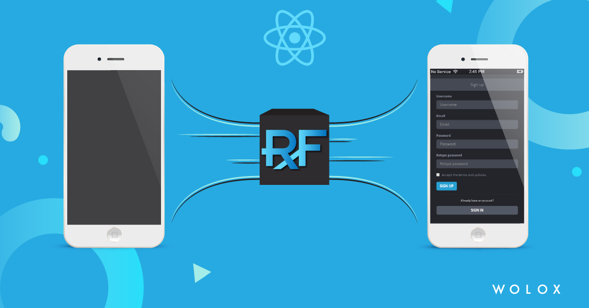 Easy forms in React Native with Redux-Form - Wolox - Medium