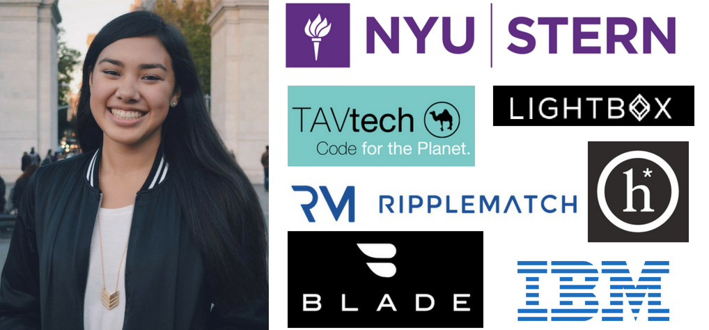 Making the most of your college career with Caitlyn Lubas (NYU)