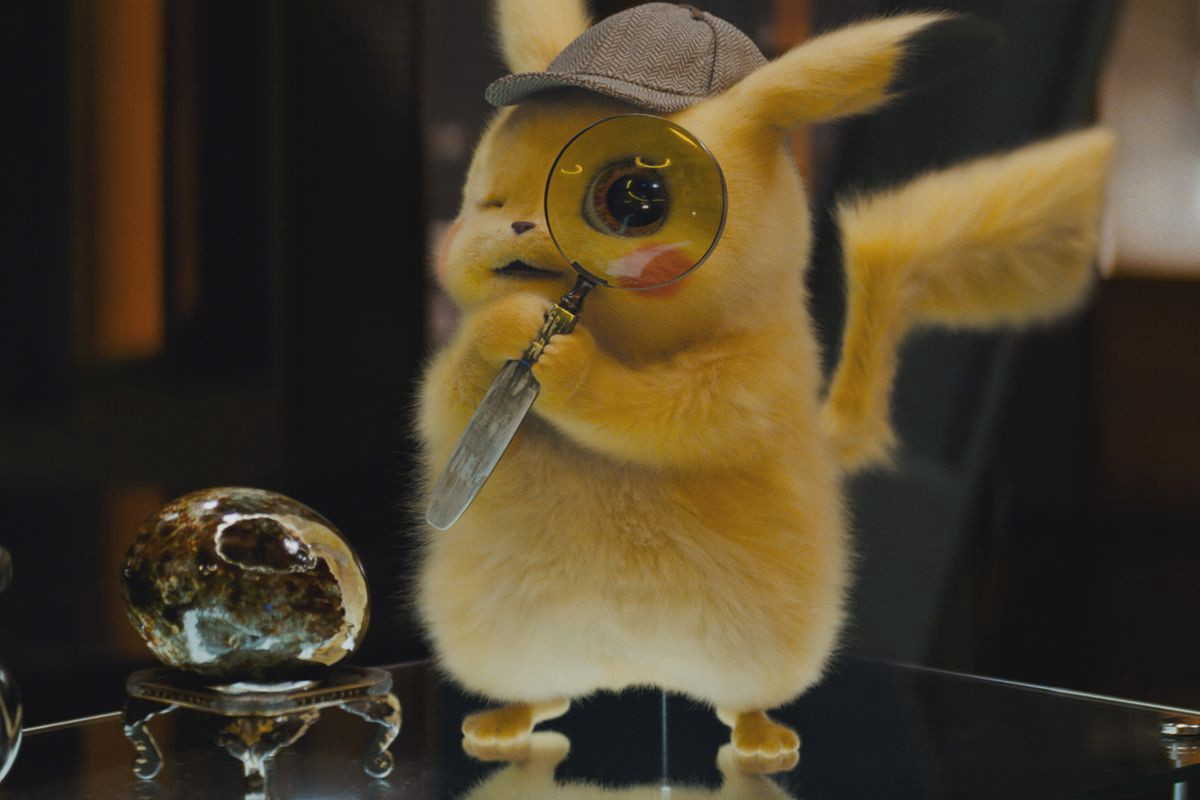 Crack the Case with POKEMON — DETECTIVE PIKACHU on Blu-ray