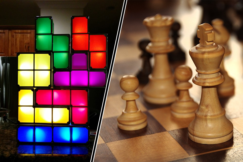Your Life Is Tetris  Stop Playing It Like Chess  - The