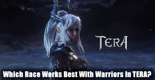 Which Race Works Best With Warriors In TERA? - MMORPG Space
