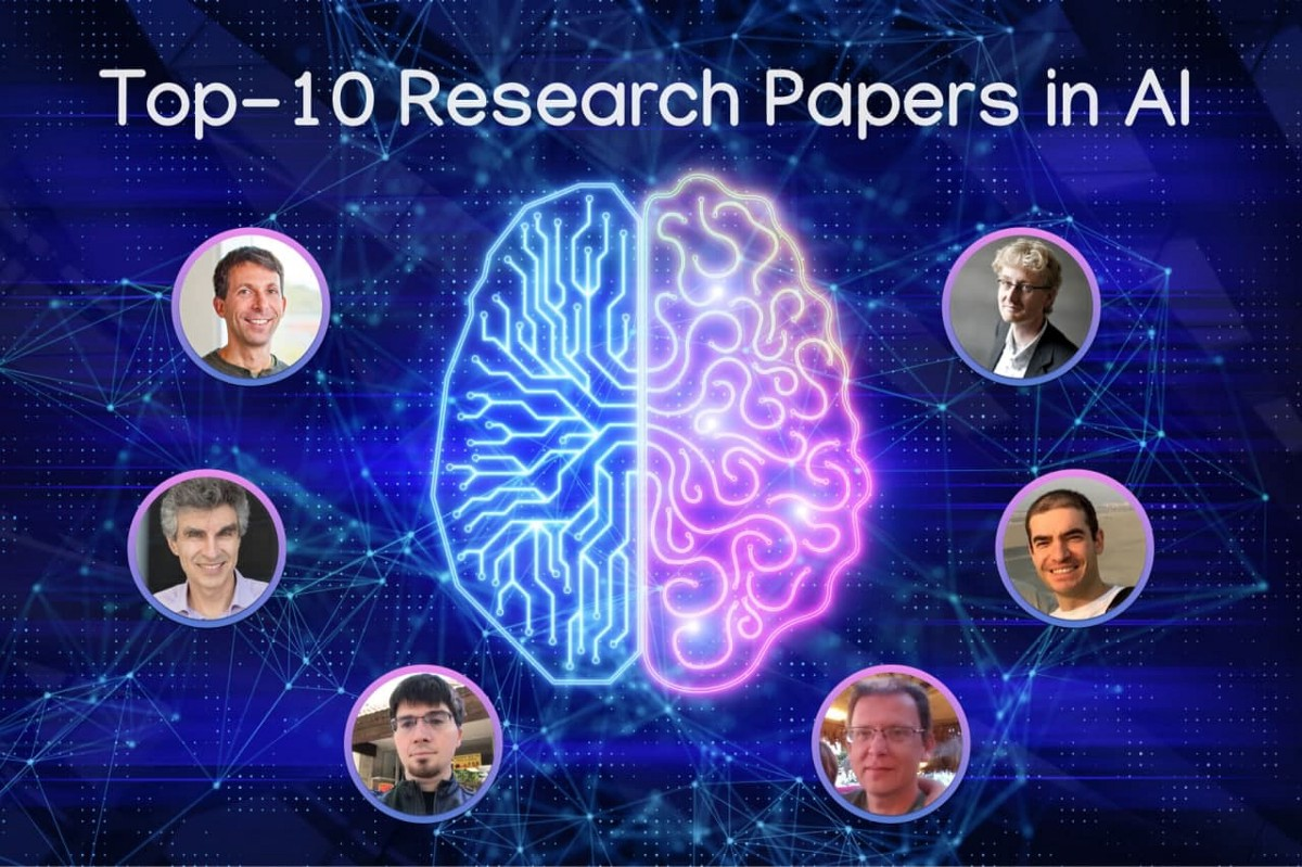 Top-10 Research Papers in AI