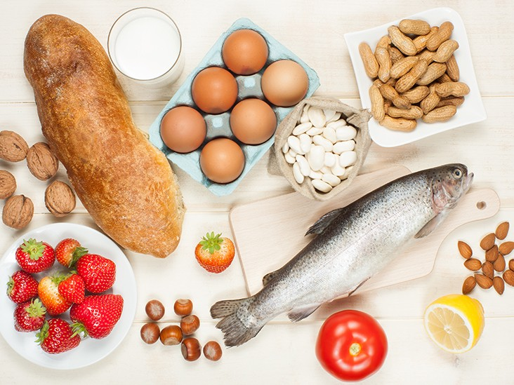 Eczema Diet Plan — Can Eliminating Particular Foods Help to