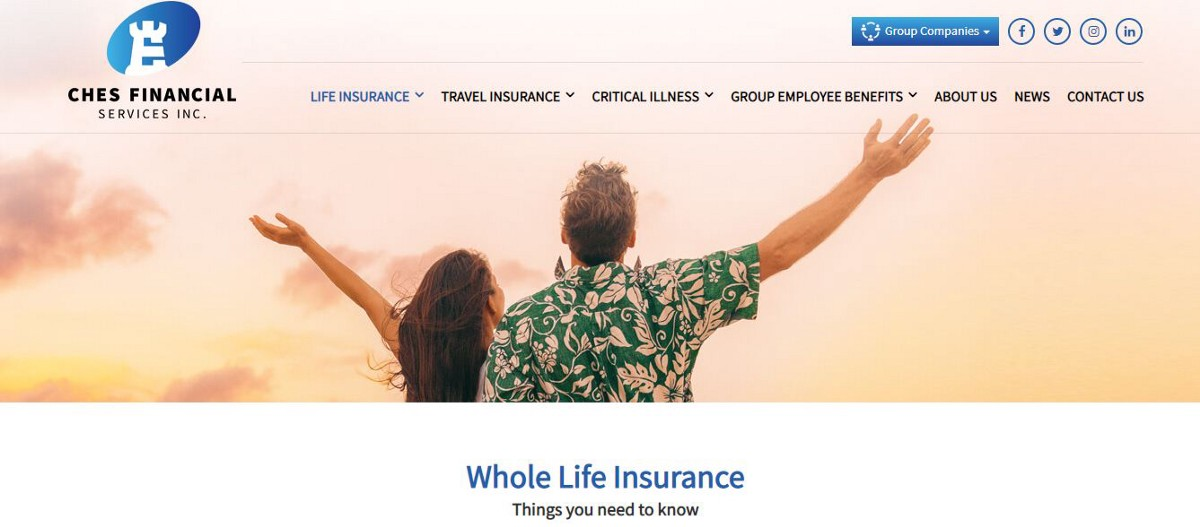 Term Life Insurance — CHES Financial Services | by Chesfinancialservices | Medium