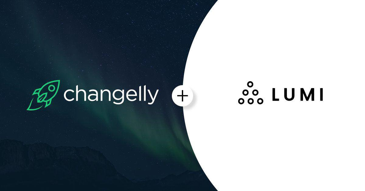 How to Use Changelly as our In-Wallet Exchange - Lumi Wallet