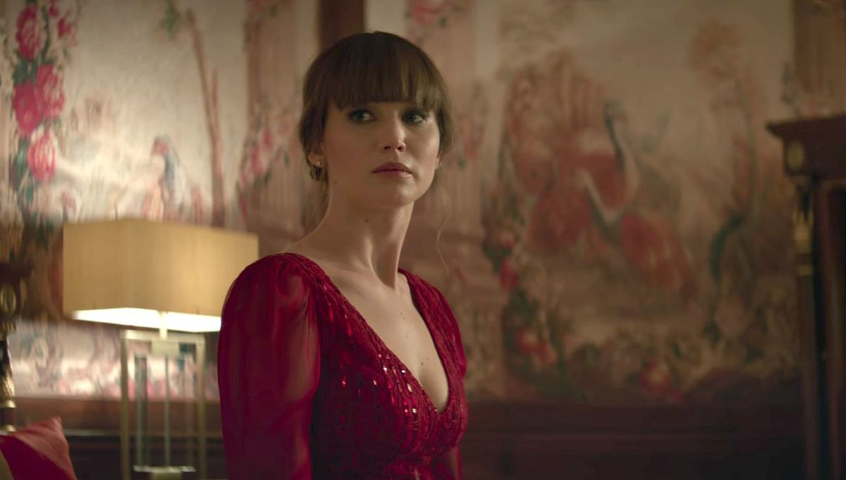 """Red Sparrow"""" is feminism, as told by a man 