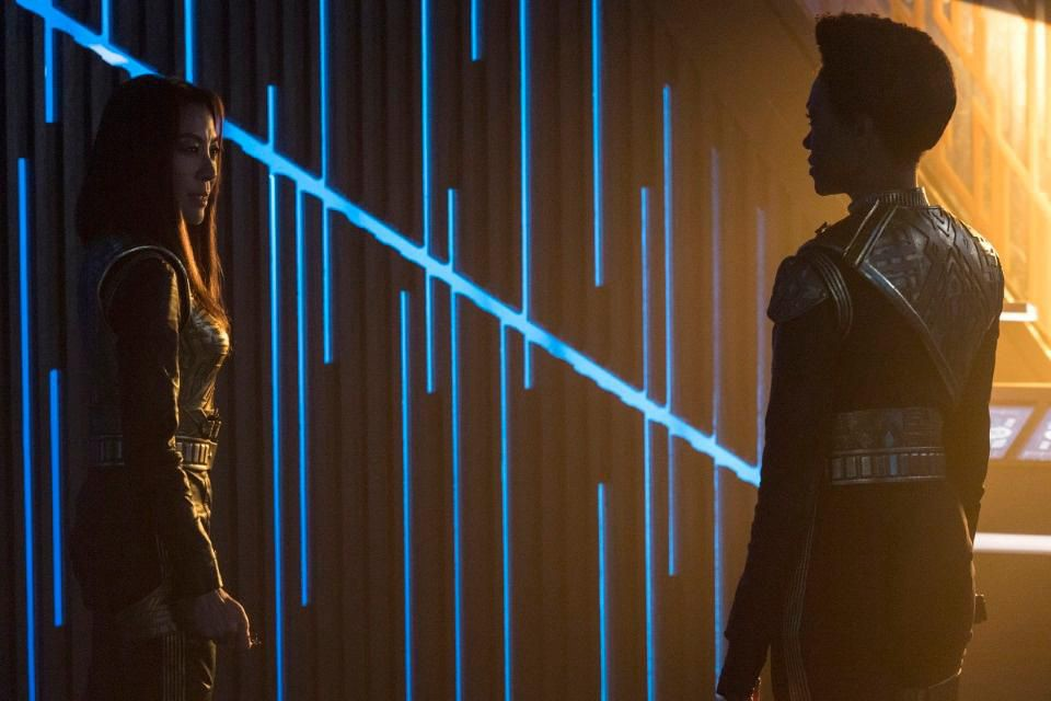 Star Trek: Discovery,' The No-Win Situation, And The Cause Of All