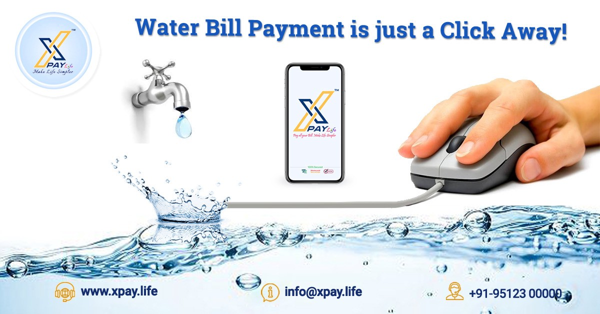 Water Bill Pay — XPay life - XPay life - Medium