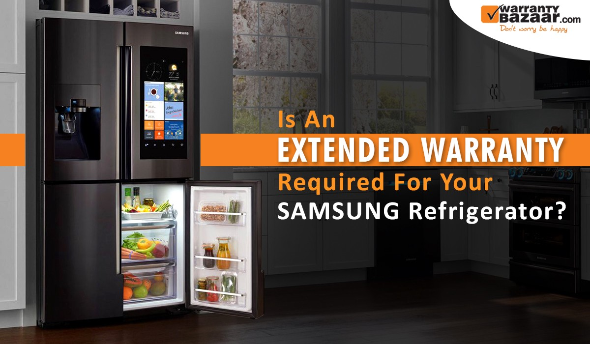 Is An Extended Warranty Required For Your Samsung Refrigerator By Swati Chaturvedi Medium
